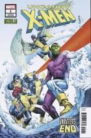 Uncanny X-Men Winters End 1 Skrulls Variant (Tom Raney)