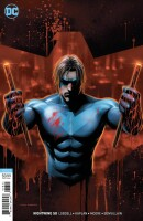 Nightwing 58 (Vol. 4) Rebirth - Variant Cover