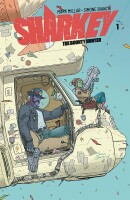 Sharkey Bounty Hunter 1 (of 6) Cover C (Frank Quitely)