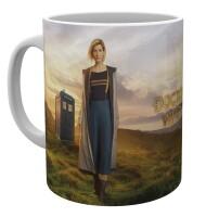 Doctor Who Keramiktasse - 13th Doctor (320 ml)