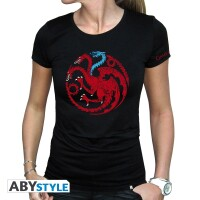 Game of Thrones Damen T-Shirt (Girlie) - Targaryen...