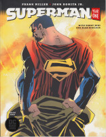 Superman Year One 1 (of 3) Frank Miller Cover