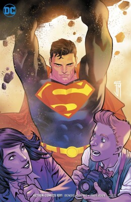 Action Comics 1011 (Vol. 1) Variant (Francis Manapul)