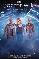 Doctor Who 13th Doctor 6 Cover B (Photo)