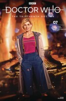 Doctor Who 13th Doctor 7 Cover B (Photo)