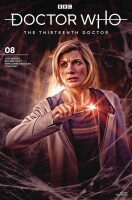 Doctor Who 13th Doctor 8 Cover B (Photo)