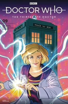 Doctor Who 13th Doctor 9 Cover A (Veronica Fish)