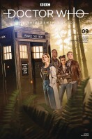 Doctor Who 13th Doctor 9 Cover B (Photo)