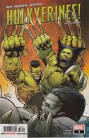Hulkverines 3 (of 3) Variant (Gerardo Zaffino)