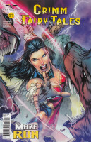 Grimm Fairy Tales 27 Cover A (Vol. 2) Igor Vitorino