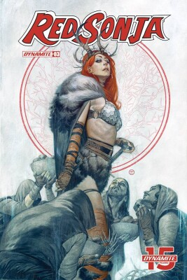 Red Sonja 3 (Vol. 5) Cover D (Joe Jusko)