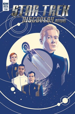 Star Trek Discovery - Annual 2018