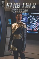 Star Trek Discovery - Succession 1 (of 4) Photo Cover
