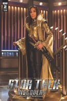 Star Trek Discovery - Succession 2 (of 4) Photo Cover