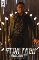 Star Trek Discovery - Succession 4 (of 4) Photo Cover