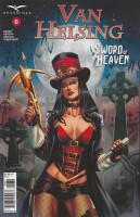 Van Helsing Sword of Heaven 6 (of 6) Cover C (Alfredo Reyes)