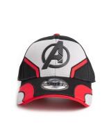 Avengers Baseball Cap Snapback - Quantum Adjustable Cap