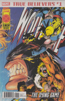 True Believers: Wolverine - Dying Game