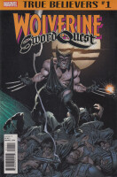 True Believers: Wolverine - Sword Quest