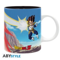 Dragonball Z Keramiktasse - Goku vs. Vegeta (320 ml)