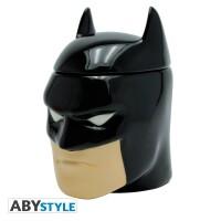Batman Keramiktasse - Batman 3D Kopf (300 ml)