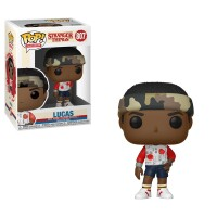 Stranger Things POP! PVC-Sammelfigur - Lucas (807)