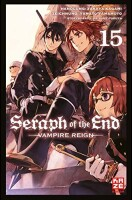 Seraph of the End Band 15 - Vampire Reign (Kagami,...