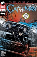 Catwoman Annual 1 (Vol. 5)