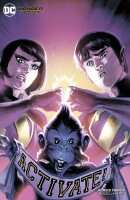 Wonder Twins 4 (of 6) Variant Cover