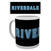 Riverdale Keramiktasse - Logo (320 ml)