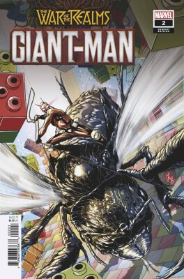 Giant Man 2 (of 3) Variant (Marco Castiello)