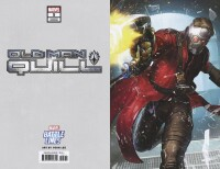 Old Man Quill 5 (of 12) Battle Lines Variant (Yoon Lee)
