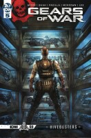 Gears of Wars Hivebuster 5 (of 5)