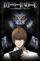 Death Note Poster: From the shadows