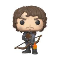 Game of Thrones POP! PVC-Sammelfigur - Theon mit Bogen