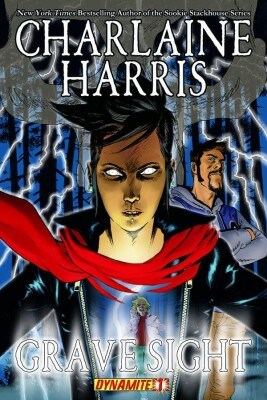 Charlaine Harris Harper Connelly Graphic Novel 1 (of 3)