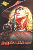 Project Superpowers Masquerade Tradepaperback Vol 1