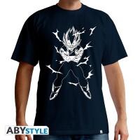 Dragon Ball Z T-Shirt - Vegeta (schwarz)