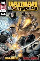 Batman and the Outsiders 2 (Vol. 2)