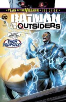 Batman and the Outsiders 3 (Vol. 2) Year of the Villain