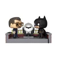 Batman 80th Anniversary POP! PVC-Movie Moments Pack...