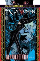 Catwoman 13 (Vol. 5) Year of the Villain