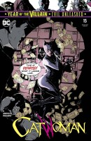 Catwoman 15 (Vol. 5) Year of the Villain