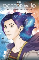 Doctor Who 13th Doctor 10 Cover A (Giorgia Sposito)