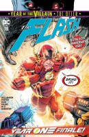 The Flash 75 (Vol. 5) Year of the Villain