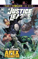 Justice League 28 (Vol. 4) Year of the Villain