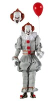 Stephen King ES Remake Actionfigur: Clothed Pennywise (20...