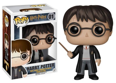 Harry Potter POP! Movies PVC-Sammelfigur - Harry Potter (01)