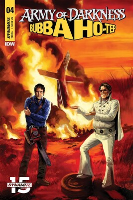 Army of Darkness Bubba Ho-Tep 4 Cover A (Diego Galindo)