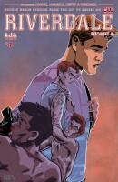 Riverdale Season 3 4 Cover A (Thomas Pitilli)